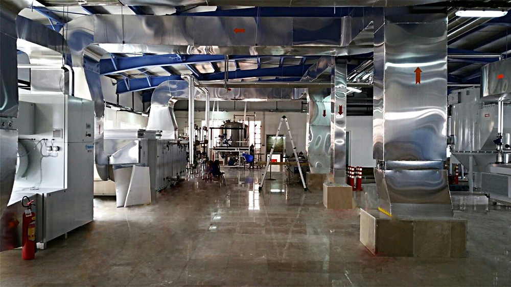 MRC Cleanroom HVAC
