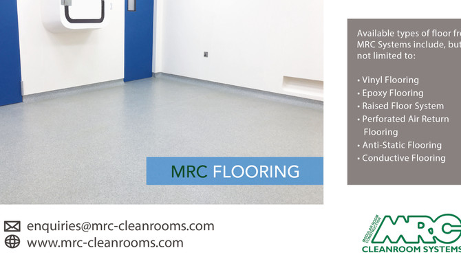 Flooring Solutions | From Cleanroom To Industrial Requirements