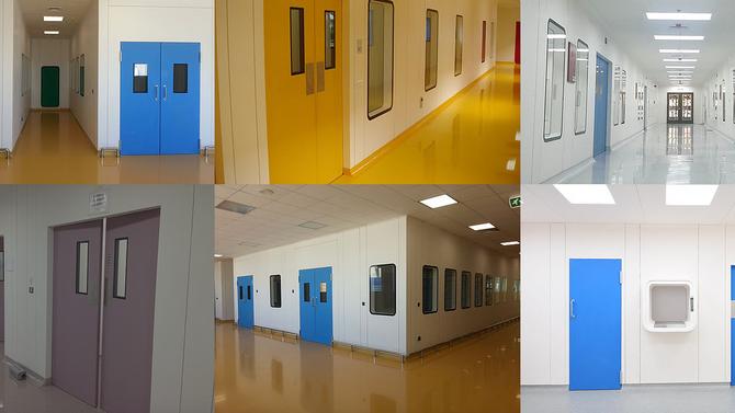 MRC Doors | Smart Choice For Hygienic Environments