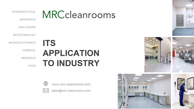 MRC | Cleanrooms for Various Applications & Industries