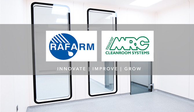 MRC | 3rd Cleanroom Project for RAFARM, Greece