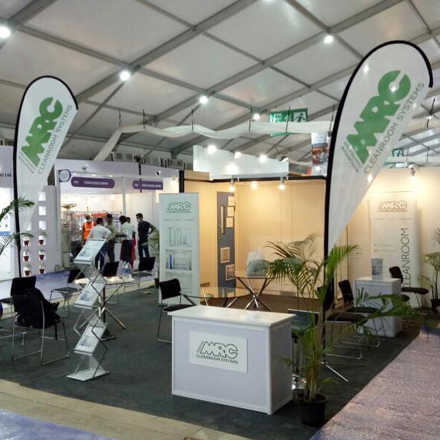 MRC at CPHI India 2017
