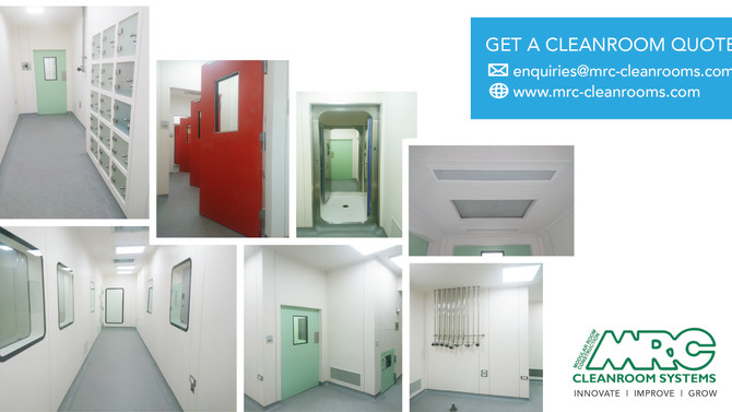 Cleanroom Project Completed | Ready For Validation | India
