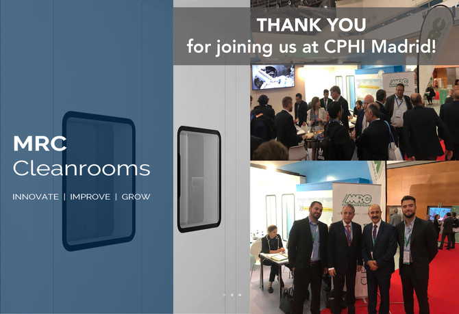 CPHI MADRID 2018 | Thank you for joining us!