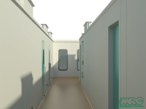 New Cleanroom Facility for Medical Union Pharmaceuticals in Egypt