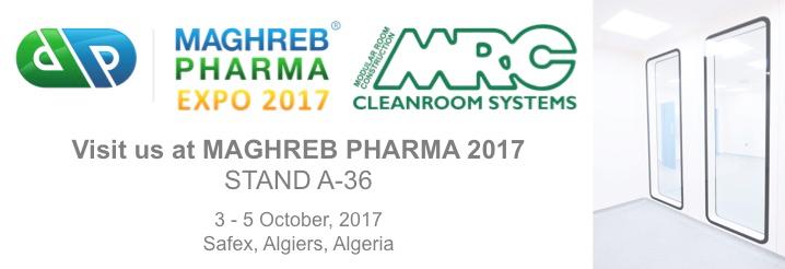 MRC at Maghreb Pharma 2017