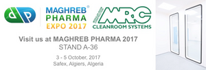 MRC at Maghreb Pharma 2017