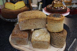 Sourdough, Gluten Free, Spelt & Rye