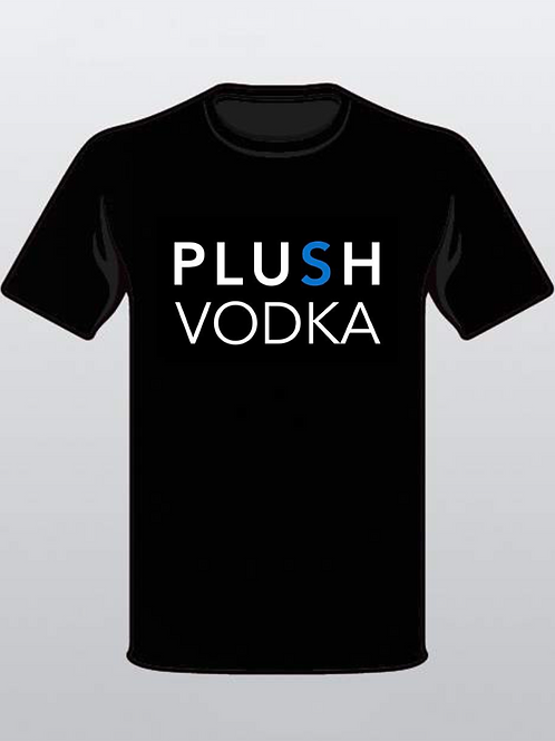 PLUSH VODKA - Blue