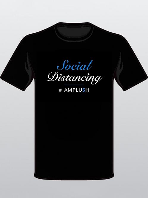 SOCIAL DISTANCING - Blue