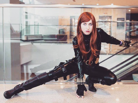 Wizard World's Heroic Women in Cosplay