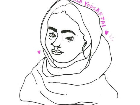 Girl Bosses of History: Malala Yousafzai