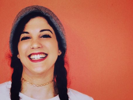 CINNAMON, LILAC AND POETRY: an interview with poet Sabrina Benaim