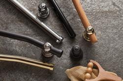 Decorative Functional Grab Bars