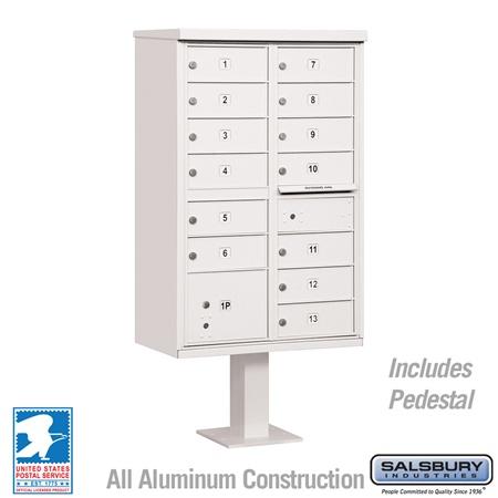 Mailbox - Medium Cluster Box