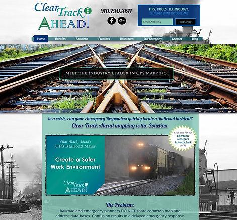 Web Design - ClearTrackAhead.com.jpg