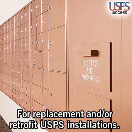 Mailbox - Large USPS Cluster Box