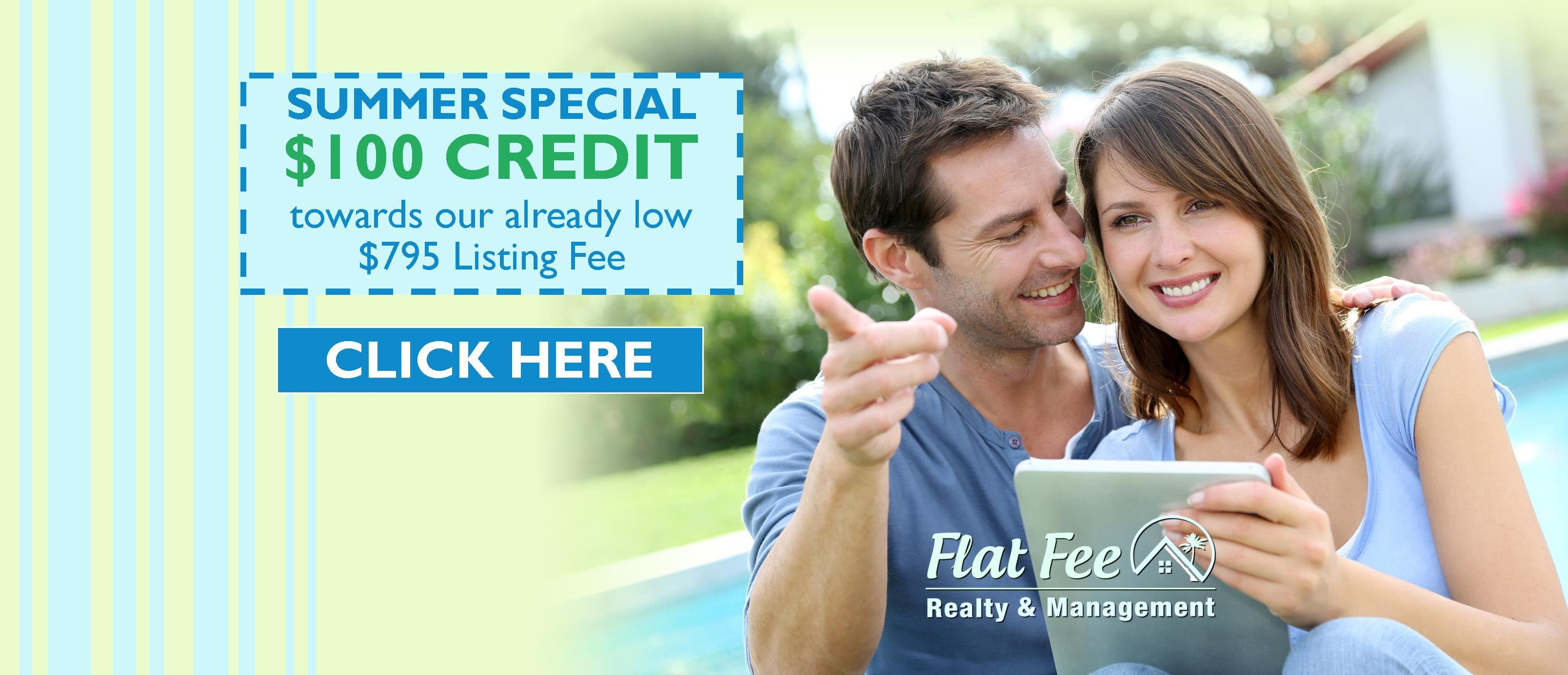 Flat Fee Realty & Management