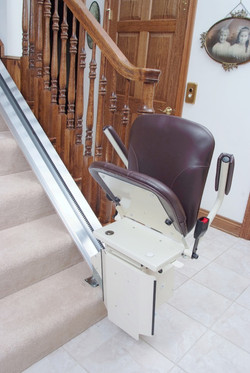 Stair Lift - Staying Home Folded