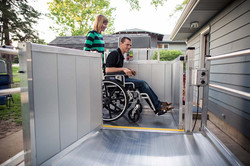Lift - Wheelchair Accessibility