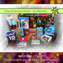 December - 12 Days of Christmas SMILES F