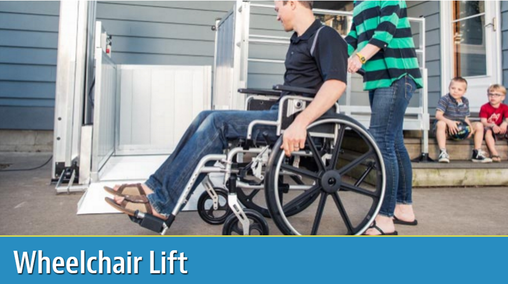 Ramps - Wheelchair Lift