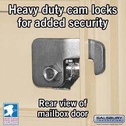 Mailbox - Cluster Box Lock