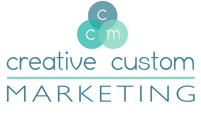 Creative Custom Marketing Logo - PNG tra
