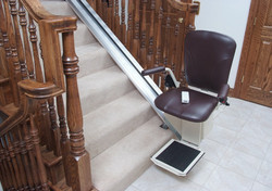 Stair Lift - Staying Home