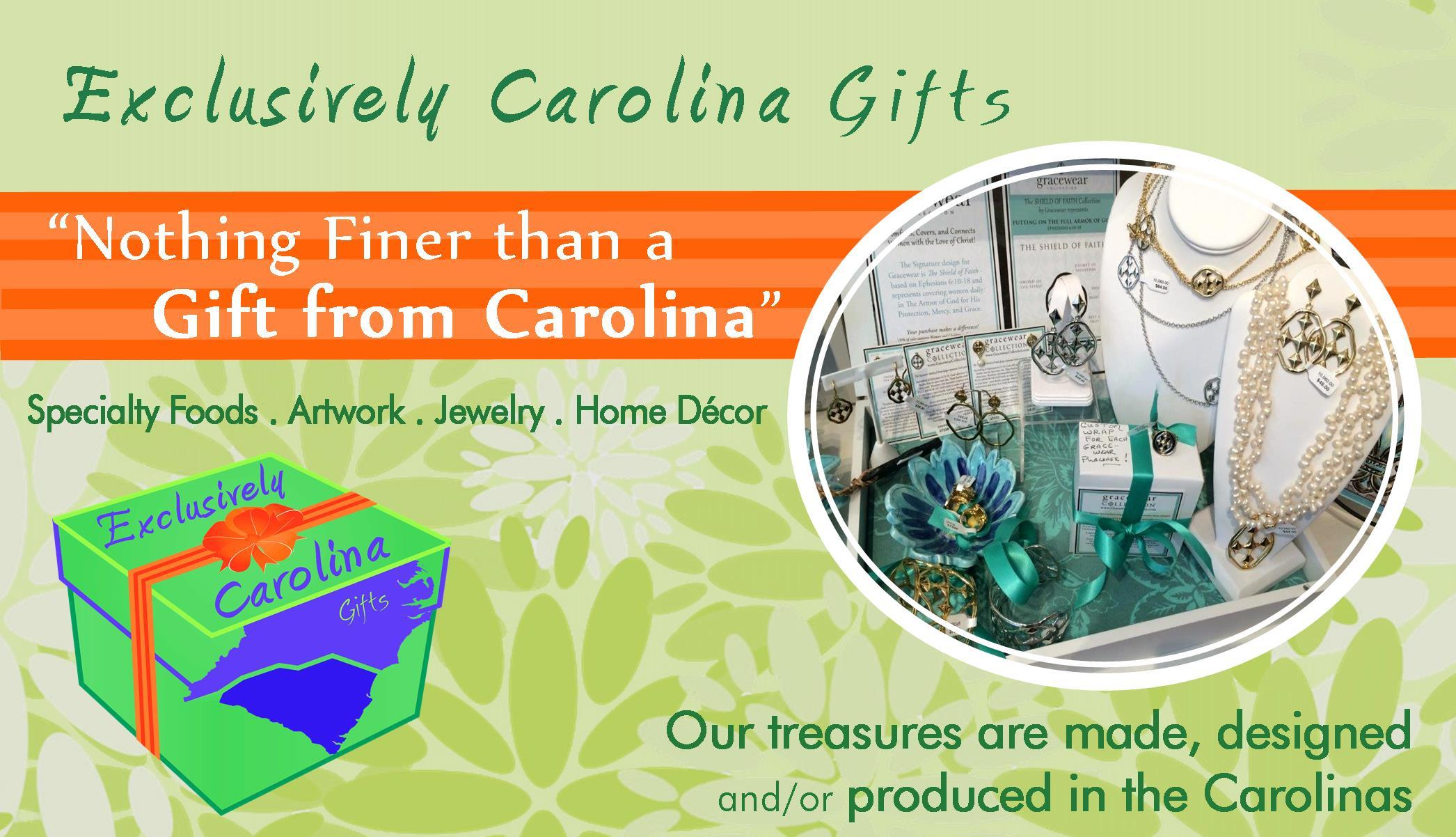 Exclusively Carolina Gifts