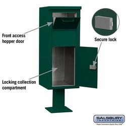 Mailbox - Business Drop Box