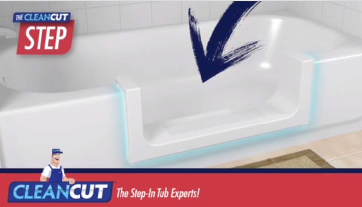 Tub Cut - Step