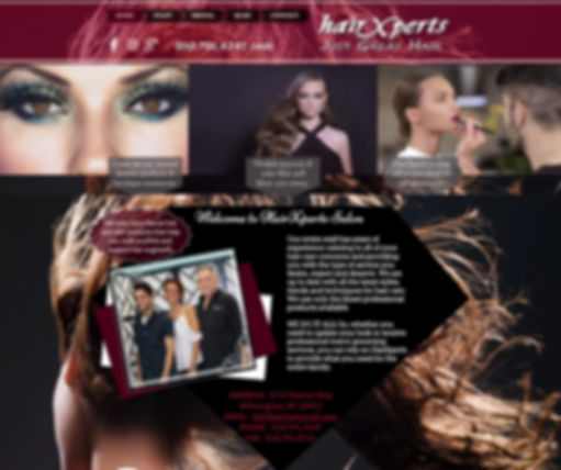 Web Design - HairXperts.com.jpg