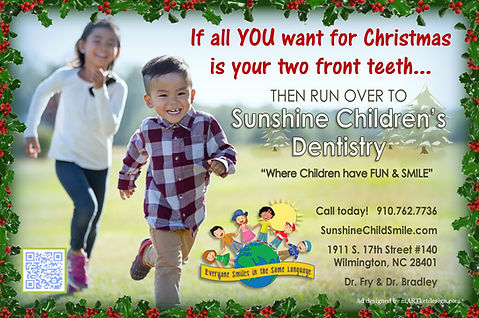 December Pediatric Dentist (7.25 x 4.812