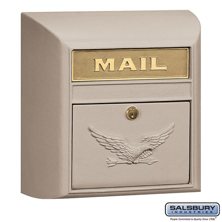 Mailbox - Residential Wall Mounted