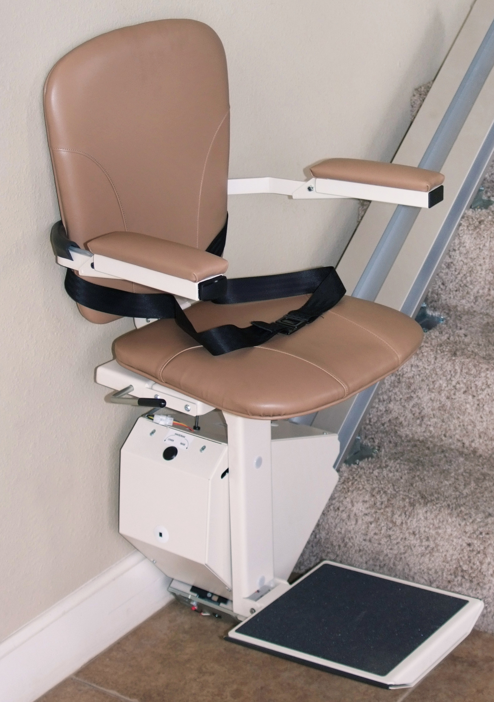 Stair Lift - Staying Home Legacy
