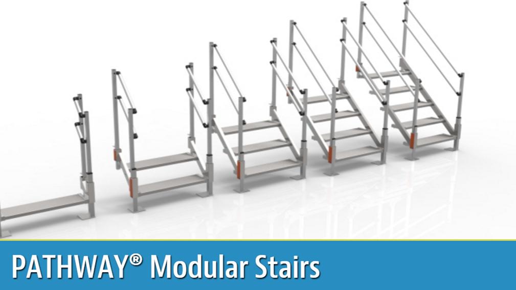 Ramps - Pathway Modular Stairs