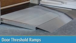 Ramps - Threshold Door Rise
