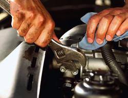 Scooter Engine Repair
