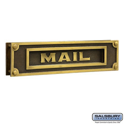 Mailbox - Residential Mail Slot
