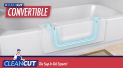Tub Cut - Convertible