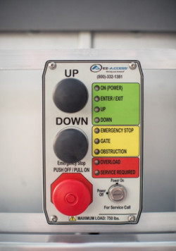 Lift - Control Box