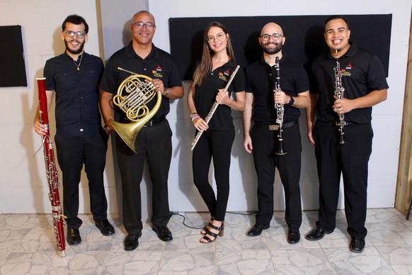 Quinteto de Vientos Madera de la Corporación de las Artes Musicales