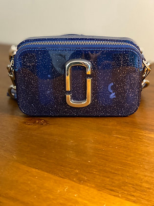 MARC JACOBS SAC SNAPSHOT JELLY BLUE