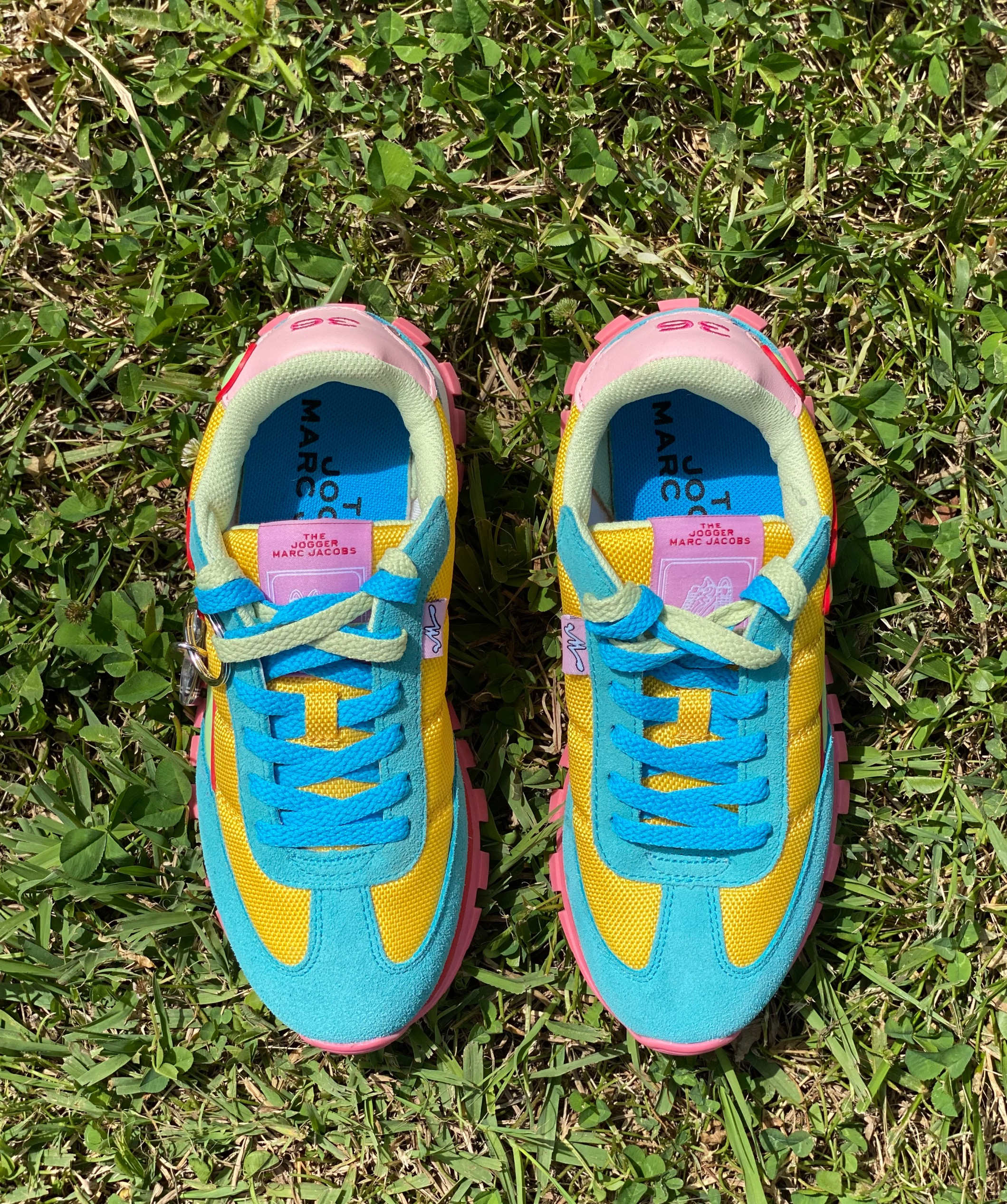 Sneakers The Jogger Marc Jacobs