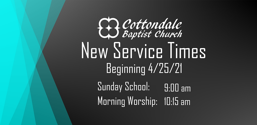 New Service Times Website.png