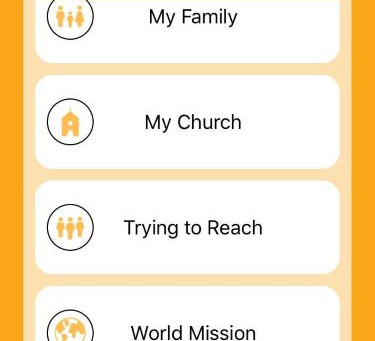 PrayerMate – An App to Help You Pray with Purpose
