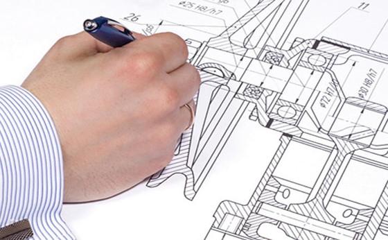 Um projeto mecânico: Desenho - Parte 3