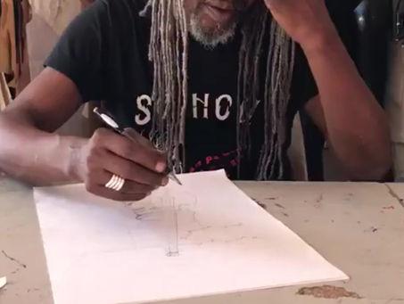 Alex MONDELO, Créateur de mode, maitre artisan