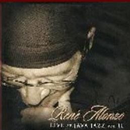 Rene Allonzo Live @ Java Jazz (Vol. 2) - CD